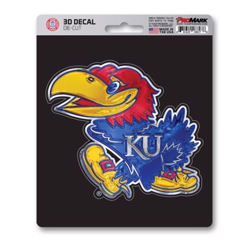 Picture of Kansas 3D Decal