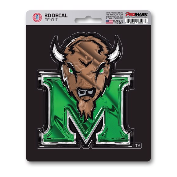 Picture of Marshall 3D Decal