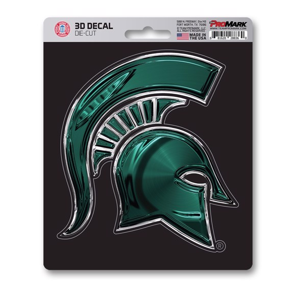 Picture of Michigan State 3D Decal