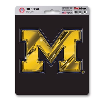 Picture of Michigan 3D Decal