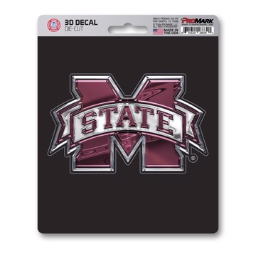 Picture of Mississippi State 3D Decal