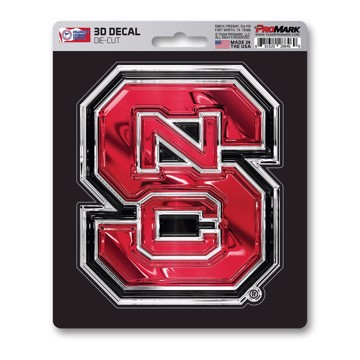 Picture of NC State 3D Decal