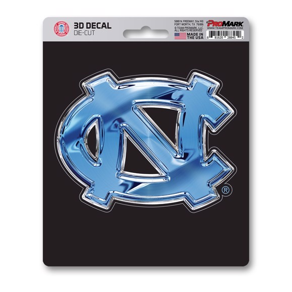 Picture of North Carolina 3D Decal