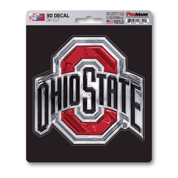Picture of Ohio State 3D Decal