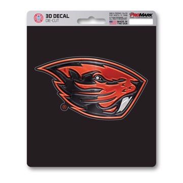 Picture of Oregon State 3D Decal