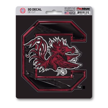 Picture of South Carolina 3D Decal