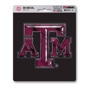 Picture of Texas A&M 3D Decal