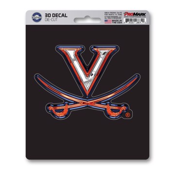 Picture of Virginia 3D Decal