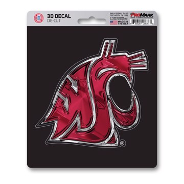 Picture of Washington State 3D Decal