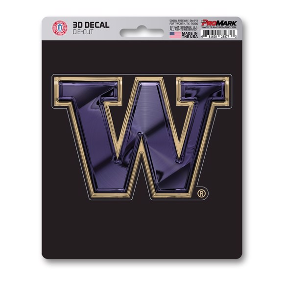 Picture of Washington 3D Decal