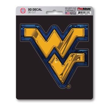Picture of West Virginia 3D Decal