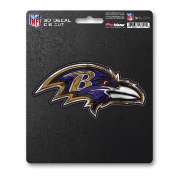 Picture of NFL - Baltimore Ravens 3D Decal