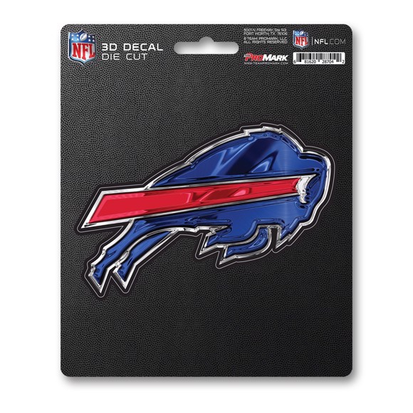 Picture of NFL - Buffalo Bills 3D Decal