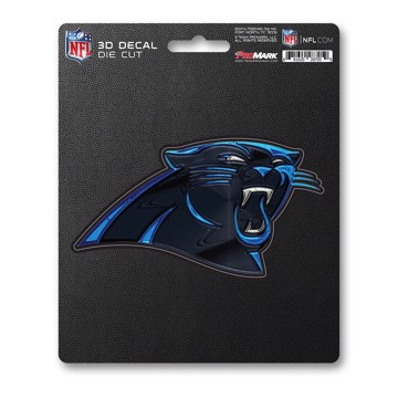 Picture of NFL - Carolina Panthers 3D Decal