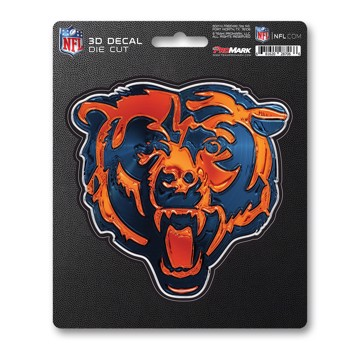 Picture of NFL - Chicago Bears 3D Decal