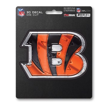 Picture of NFL - Cincinnati Bengals 3D Decal