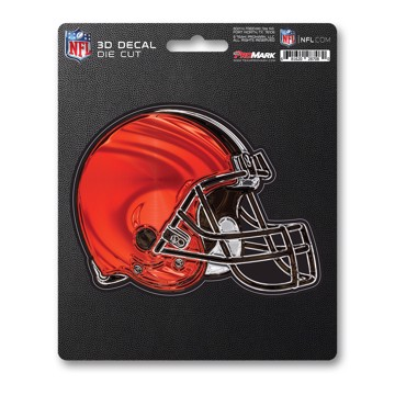 Picture of NFL - Cleveland Browns 3D Decal