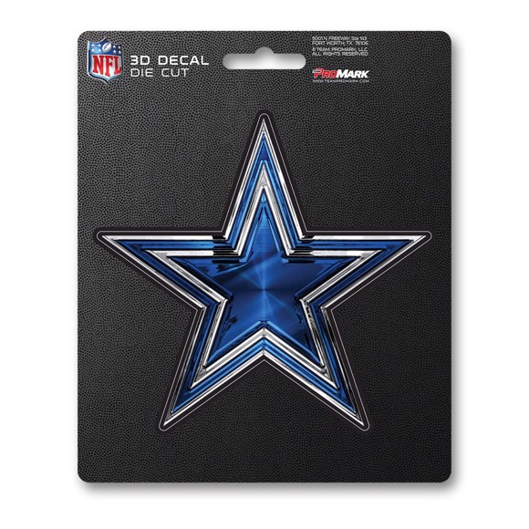 Picture of NFL - Dallas Cowboys 3D Decal