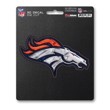 Picture of NFL - Denver Broncos 3D Decal