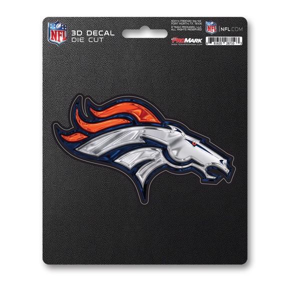 Picture of NFL - Denver Broncos 3D Decal