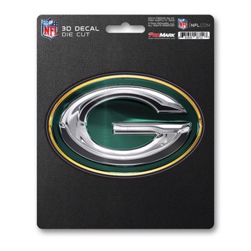 Picture of NFL - Green Bay Packers 3D Decal