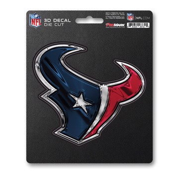Picture of NFL - Houston Texans 3D Decal