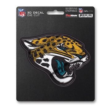 Picture of NFL - Jacksonville Jaguars 3D Decal