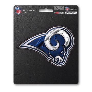 Picture of NFL - Los Angeles Rams 3D Decal