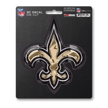 Picture of NFL - New Orleans Saints 3D Decal