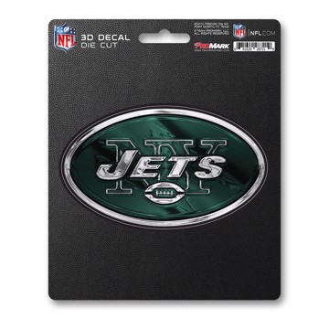 Picture of NFL - New York Jets 3D Decal