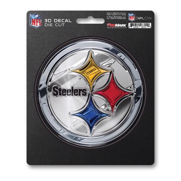 Picture of NFL - Pittsburgh Steelers 3D Decal