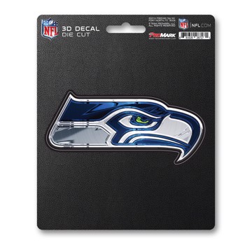 Picture of NFL - Seattle Seahawks 3D Decal