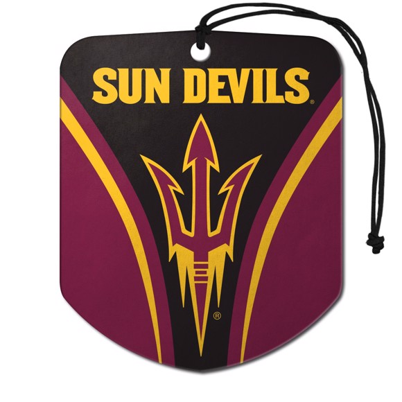 Picture of Arizona State Air Freshener 2-pk