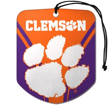 Picture of Clemson Air Freshener 2-pk