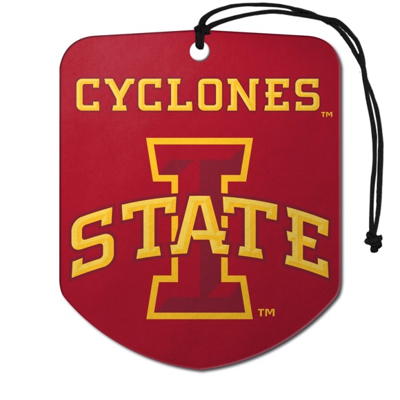 Picture of Iowa State Air Freshener 2-pk