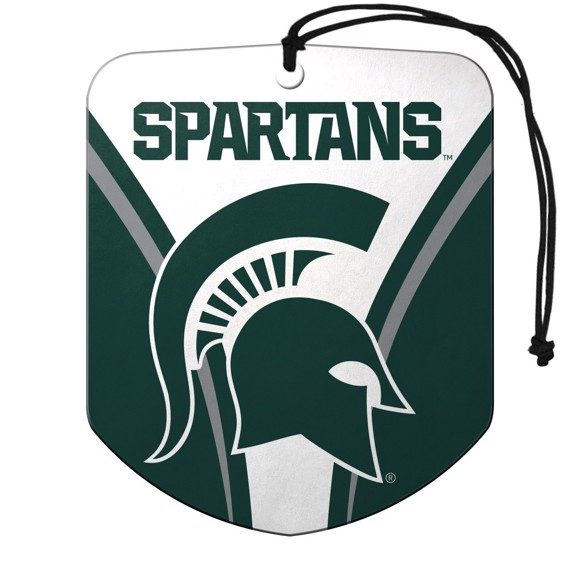 Picture of Michigan State Air Freshener 2-pk