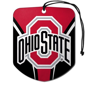 Picture of Ohio State Air Freshener 2-pk