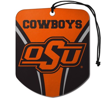 Picture of Oklahoma State Air Freshener 2-pk