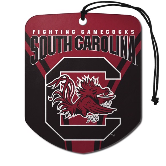 Picture of South Carolina Air Freshener 2-pk