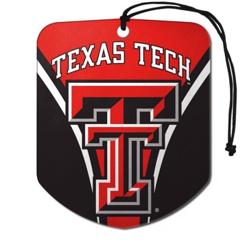 Picture of Texas Tech Air Freshener 2-pk