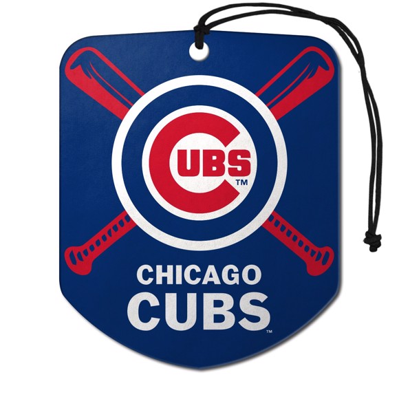 Picture of MLB - Chicago Cubs Air Freshener 2-pk