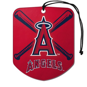 Picture of MLB - Los Angeles Angels Air Freshener 2-pk