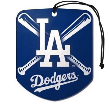 Picture of MLB - Los Angeles Dodgers Air Freshener 2-pk
