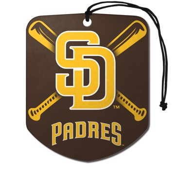 Picture of MLB - San Diego Padres Air Freshener 2-pk