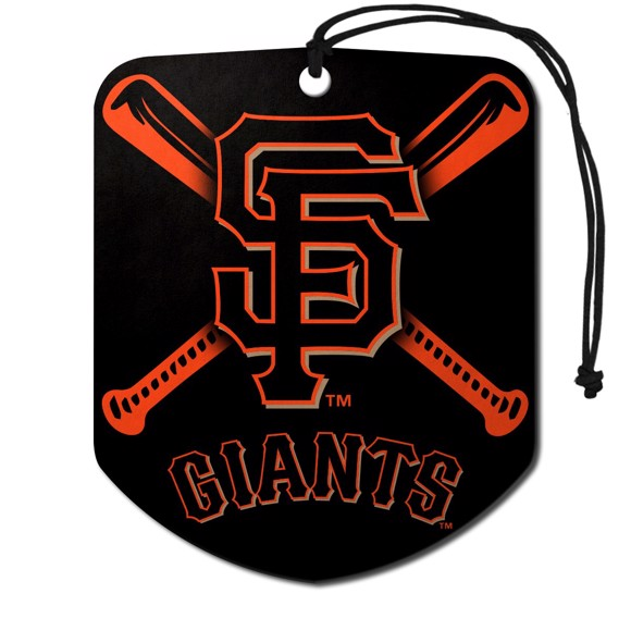 Picture of MLB - San Francisco Giants Air Freshener 2-pk