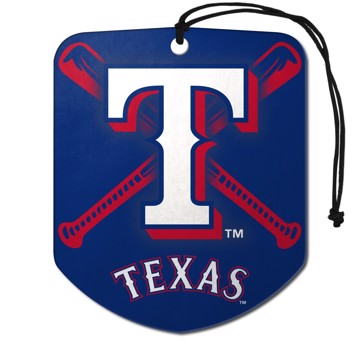 Picture of MLB - Texas Rangers Air Freshener 2-pk