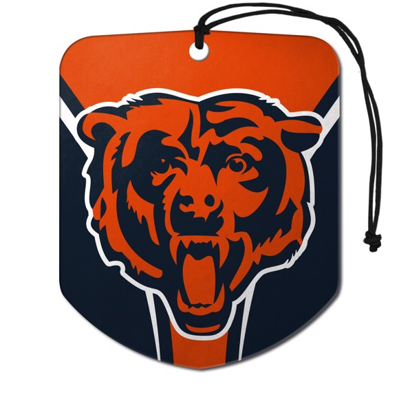 Picture of NFL - Chicago Bears Air Freshener 2-pk