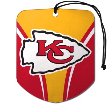 Picture of NFL - Kansas City Chiefs Air Freshener 2-pk