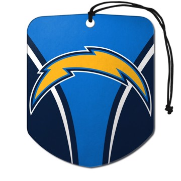 Picture of NFL - Los Angeles Chargers Air Freshener 2-pk