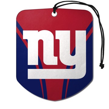 Picture of NFL - New York Giants Air Freshener 2-pk